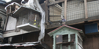Filipino slums expand as population explodes