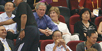 India, China may boost President Bush's legacy
