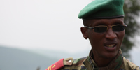 Congolese rebel leader is arrested in Rwanda