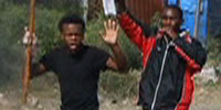 Immigrants in South Africa deal with hostility, xenophobia