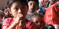 Chronic malnutrition fatigues Guatemala's children