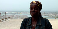 Former Liberian rape victim and child soldier speaks out