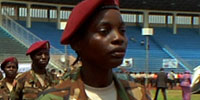 Liberian women occupy front lines of war on sexual violence