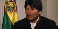 "Morales: U.S. must ""restore trust"" with Bolivia"