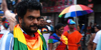 India rules homosexuality is no longer a crime