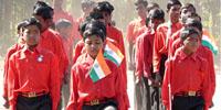Naxalite rebellion menaces the heart of India