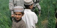 "What is the ""human terrain"" in Afghanistan?"
