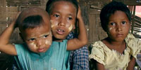 Burmese orphans fend for themselves after Cyclone Nargis