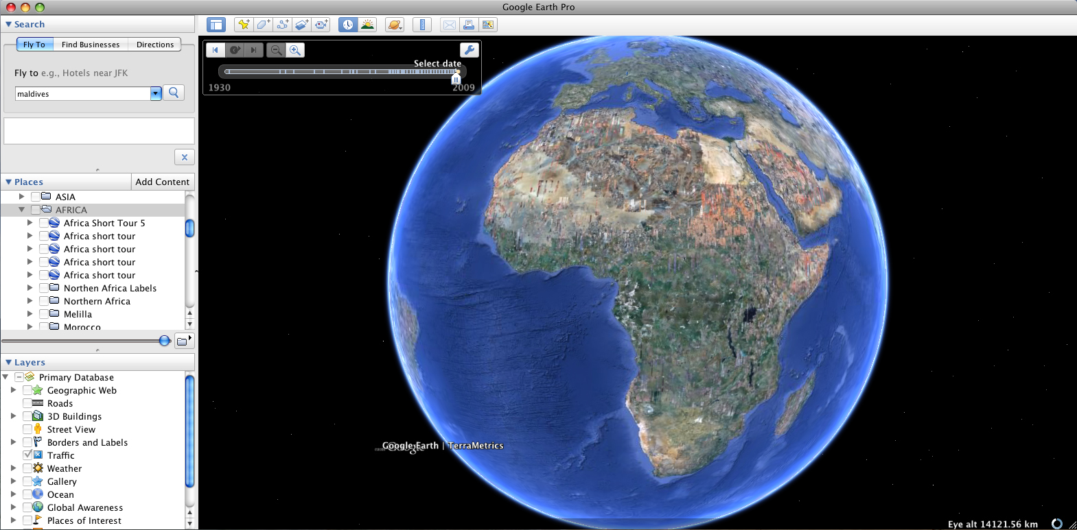 Wrangling Google Earth Into Submission HuffPost - Google earth satellite map