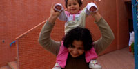 Moroccan single moms cope with hostility, shame