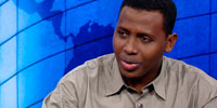 Somali journalist on culture of violence and crippled press