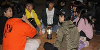 Young North Korean defectors strive to assimilate in South