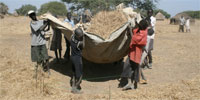 In South Sudan, schools still function under trees