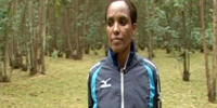 Ethiopian marathon runner fueled by homeland