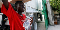 Humanitarian disaster continues unabated in Haiti