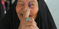 Women in Iraq make unprecedented gains at the polls